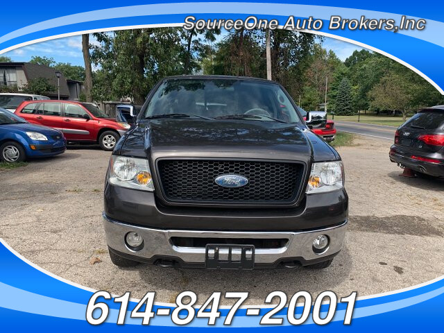 2006 Ford F-150 XL SuperCab 4WD 4-Speed Automatic